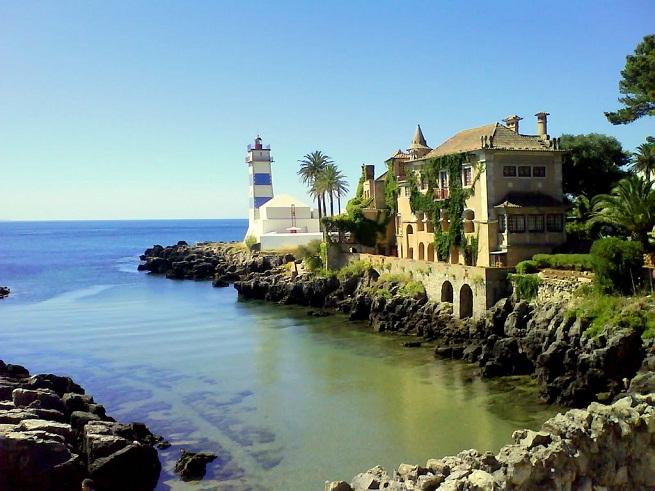 Farol design un rom ntico hotel en portugal for Design hotel portugal
