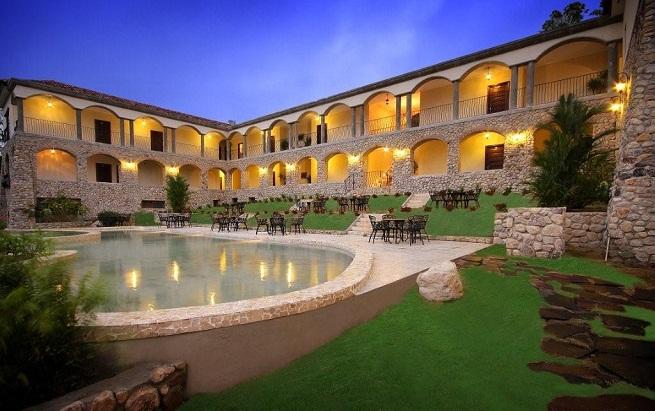 Los Mandarinos Spa & Hotel, En Panamá
