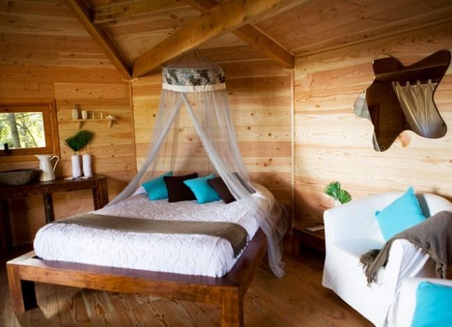 Los mejores eco hoteles - Hoteles cabanas en los arboles ...
