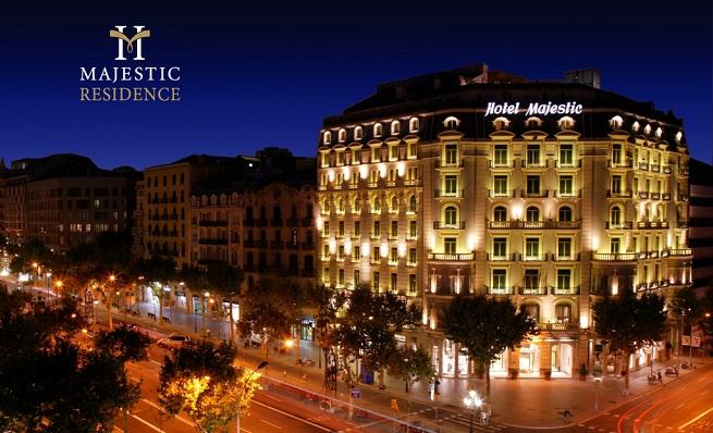 Los mejores hoteles de barcelona for Hoteles barcelona habitaciones cuadruples