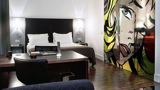 Los mejores hoteles de madrid for Hoteles lujo madrid