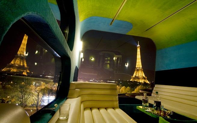 Los mejores hoteles de par s for Hoteles de diseno en paris