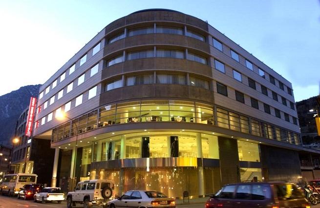 hotel carlton plaza en andorra: