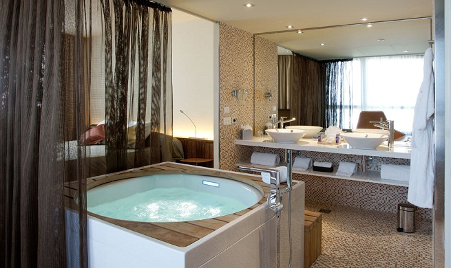 Hotel Jacuzzi Barcelone