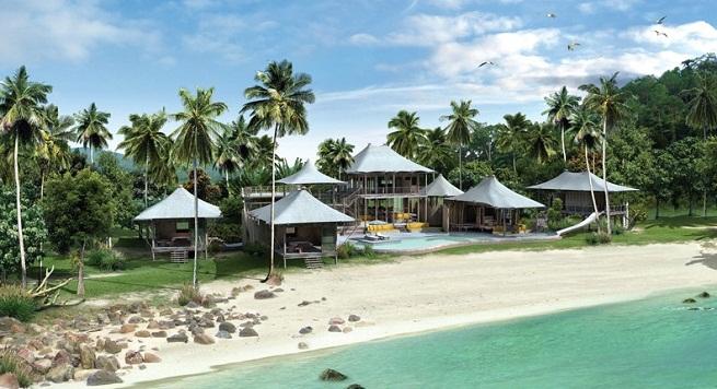 Hotel soneva kiri en tailandia Los mejores hoteles sobre el mar