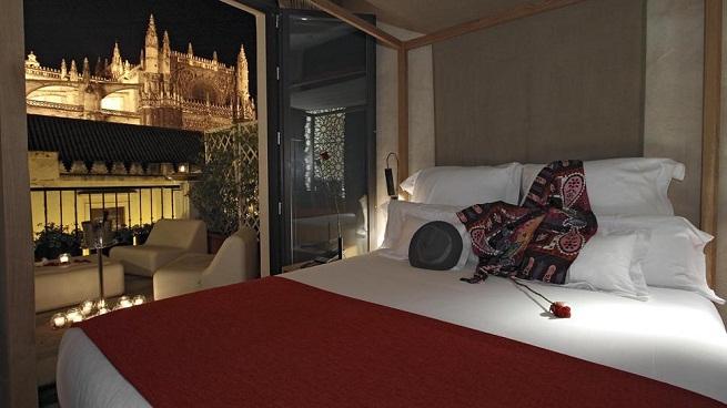Hoteles con jacuzzi en la habitaci n en sevilla for Hoteles con jacuzzi en la habitacion
