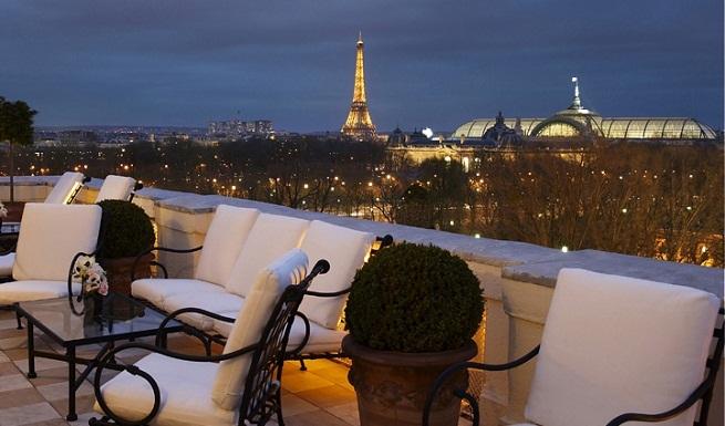 Los hoteles con mejores vistas Los mejores hoteles sobre el mar