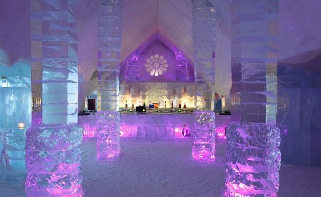 Image result for hotel de hielo canada