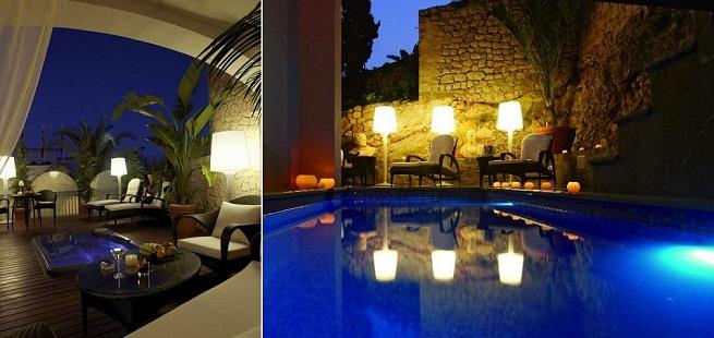 el mejor hotel de ibiza: