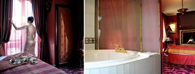 Hoteles con jacuzzi en la habitaci n en par s Hoteles con jacuzzi en la habitacion
