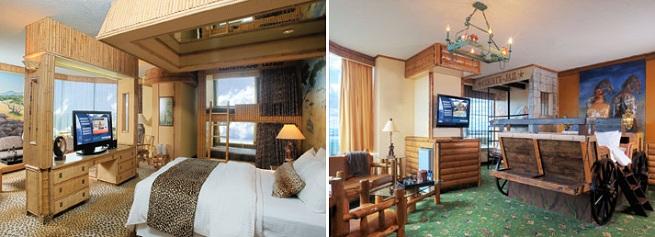 Hoteles divertidos para ni os - Habitaciones originales para ninos ...