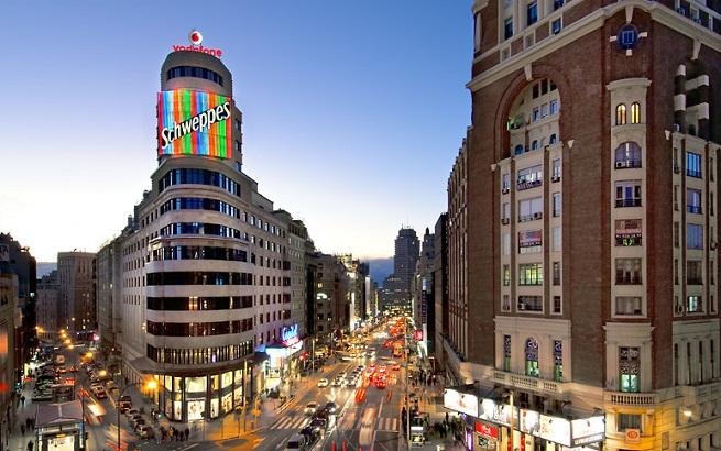 Hoteles emblem ticos en espa a - Hotel only you en madrid ...