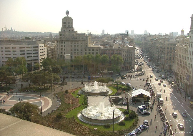 Hoteles en el centro de barcelona for Hoteles en barcelona centro para familias