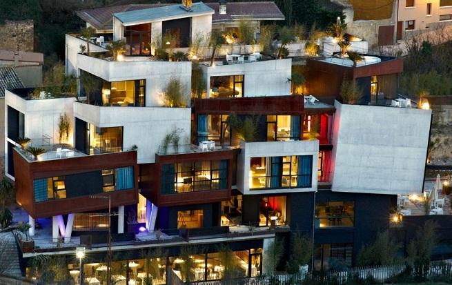 Los hoteles m s peculiares del mundo - Hoteles modernos espana ...