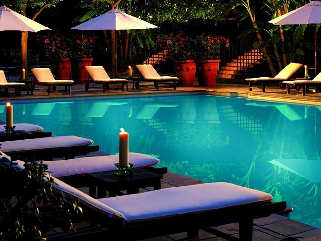 Hoteles de lujo en espa a for Hoteles de lujo en caceres