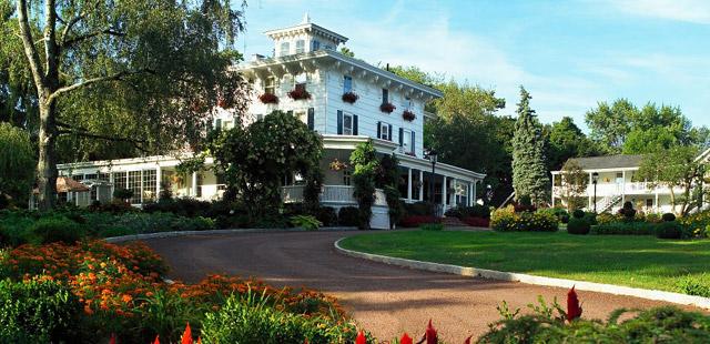 Hoteles lujosos y con encanto for Jardines lujosos