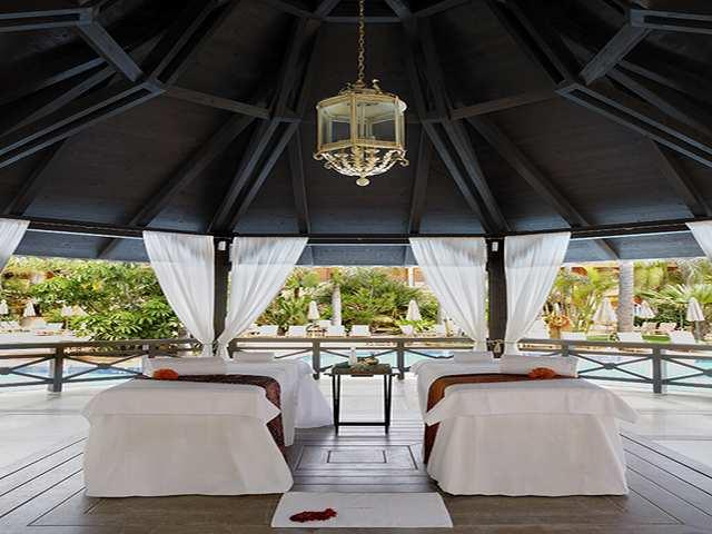 Hoteles De Lujo Con Spa En Espa 241 A