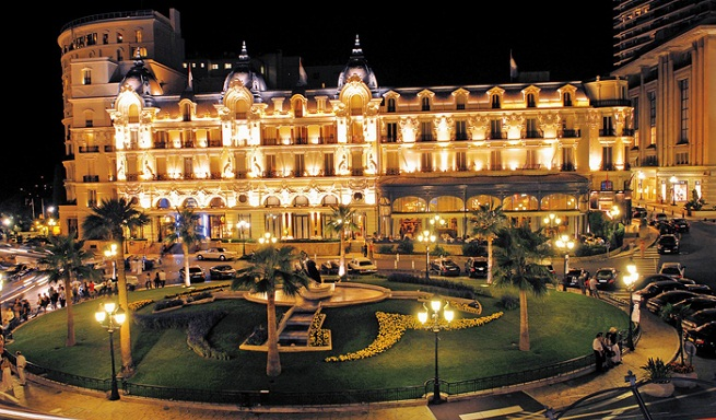 Hoteles de lujo en m naco for Hoteles de diseno en paris