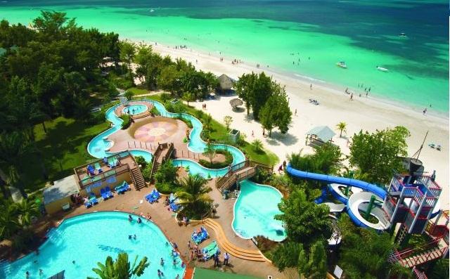 Hoteles para ni os en jamaica - Hotel piscina toboganes para ninos ...