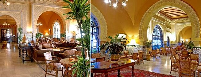 Hotel alhambra palace en granada4 for Hotel de diseno granada