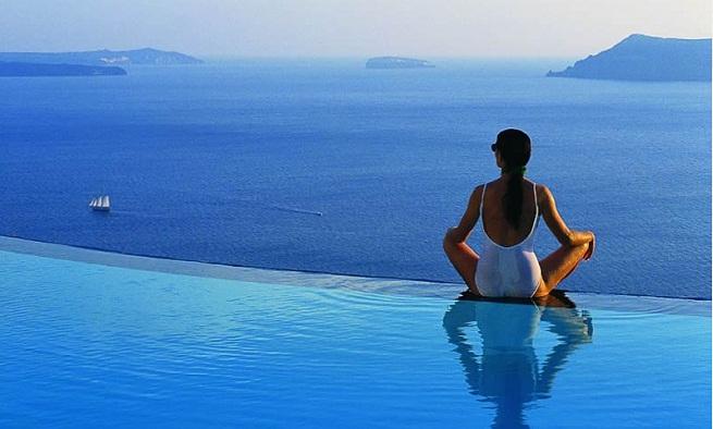 Hoteles con piscinas espectaculares - Hoteles con encanto y piscina ...