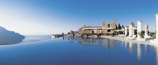 Hoteles con mejores vistas al mediterr neo for Top design hotels europa