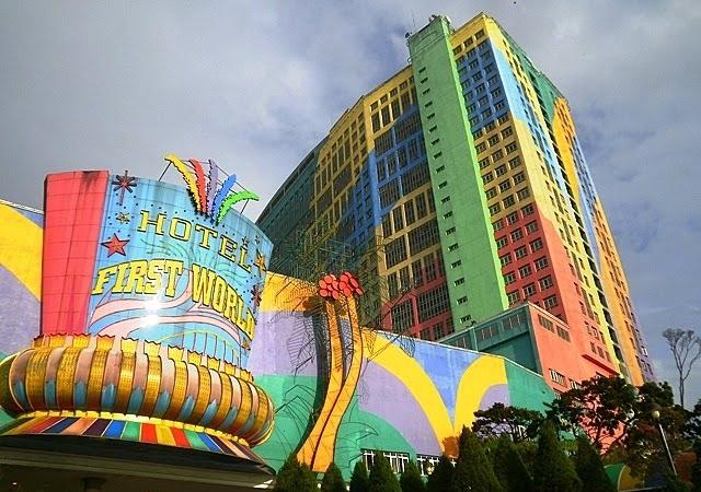First world hotel uno de los m s grandes del mundo - Hoteles ritz en el mundo ...