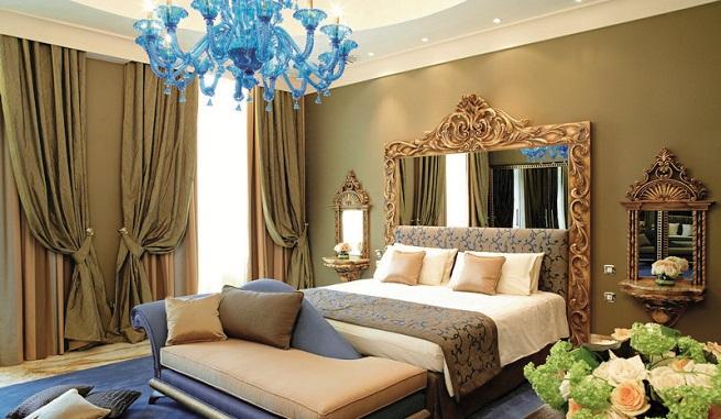 Hotel boscolo budapest en hungr a - Decoracion habitaciones de hotel ...