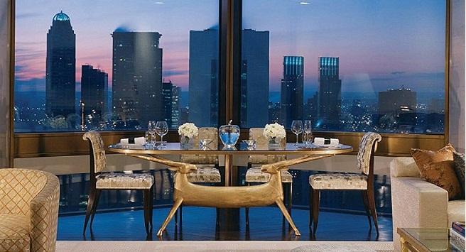 Hoteles de lujo en Nueva York