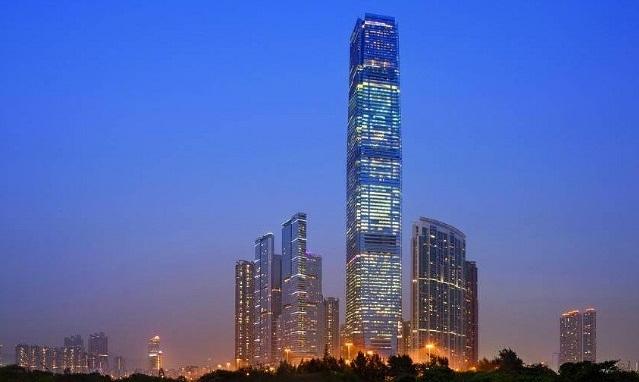 Ritz carlton kowloon el hotel m s alto del mundo - Hoteles ritz en el mundo ...