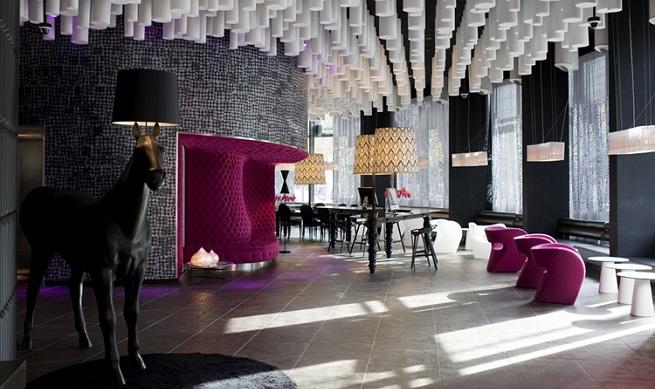 Hoteles de dise o en barcelona for Hotel diseno malaga