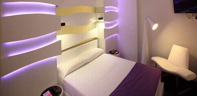 Hoteles de dise o en barcelona for Hoteles de lujo modernos