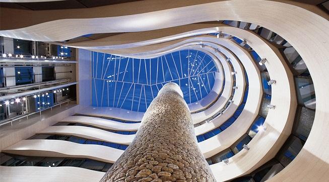 Los mejores hoteles de dise o en espa a 2011 for Hoteles minimalistas en espana
