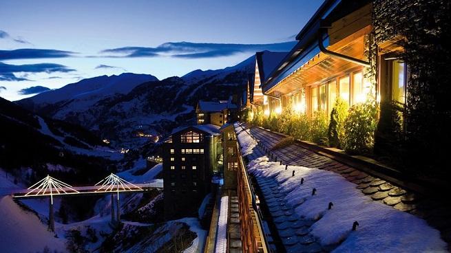Sport hermitage hotel spa en andorra - Hotel ermitage andorra ...