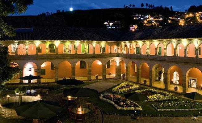 Hoteles coloniales en am rica latina - Hoteles modernos espana ...