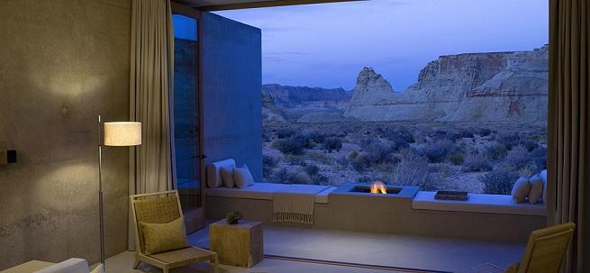 Amangiri resort un hotel de lujo en el gran ca n for Hoteles gran lujo madrid
