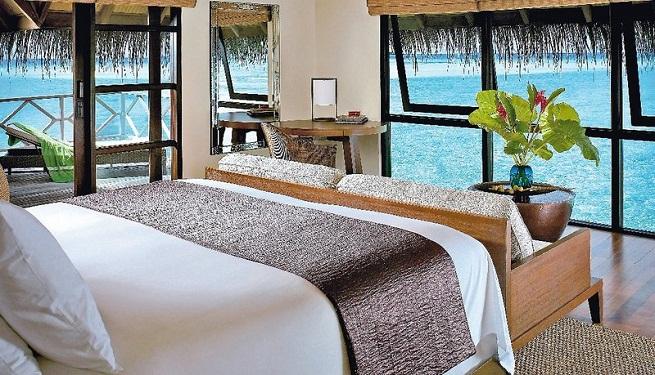 Los mejores hoteles en el oc ano ndico en 2011 for Los mejores hoteles de maldivas