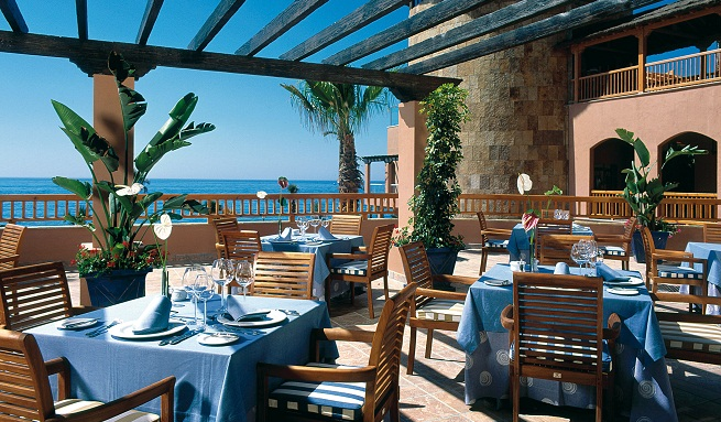 Gran hotel elba estepona thalasso spa en m laga - Spas en malaga ...
