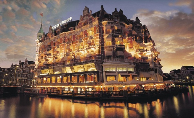 hotel de l europe en amsterdam holanda