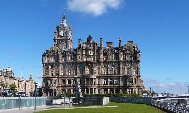 Hoteles Con Spa En Edimburgo