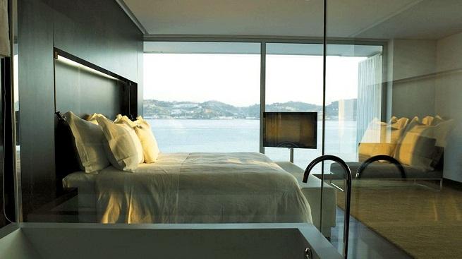 Los mejores hoteles europeos de 2011 for Hoteles diseno paris