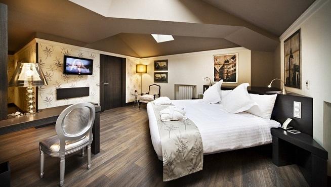 Hotel barcel brno palace en la rep blica checa for Estilo clasico contemporaneo