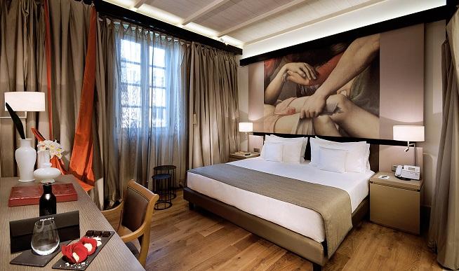 Hotel gran meli rome villa agrippina for Hotel gran melia rome villa agrippina