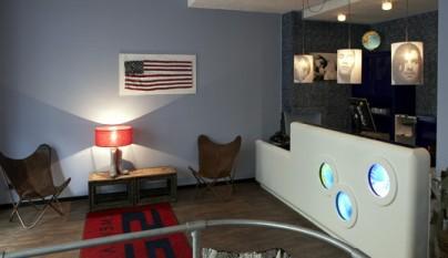 39 25hours hotel tailored by levi s 39 en frankfurt. Black Bedroom Furniture Sets. Home Design Ideas