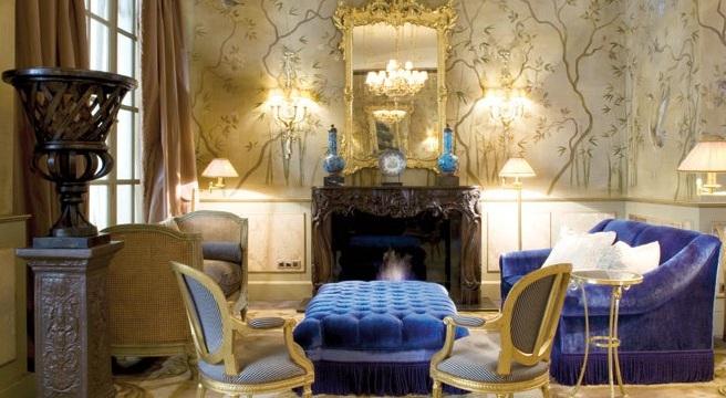 Los mejores hoteles de lujo en espa a 2012 - Hoteles de lujo en oporto ...