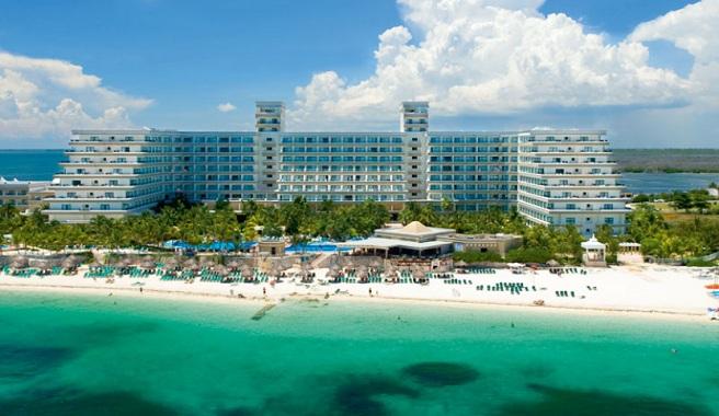Hotel Riu caribe de Cancun