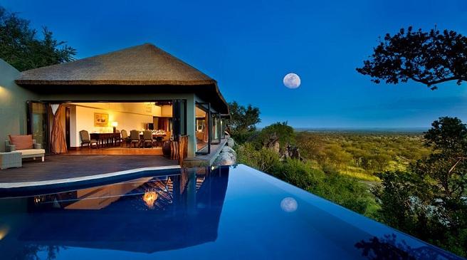 Disfruta de la sabana africana en el mejor hotel del mundo
