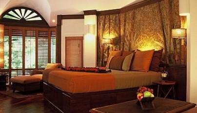 Disfruta del lujo y la naturaleza en el rayavadee hotel en for Decoration chambre thailandaise