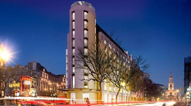 Hotel Montana Londres