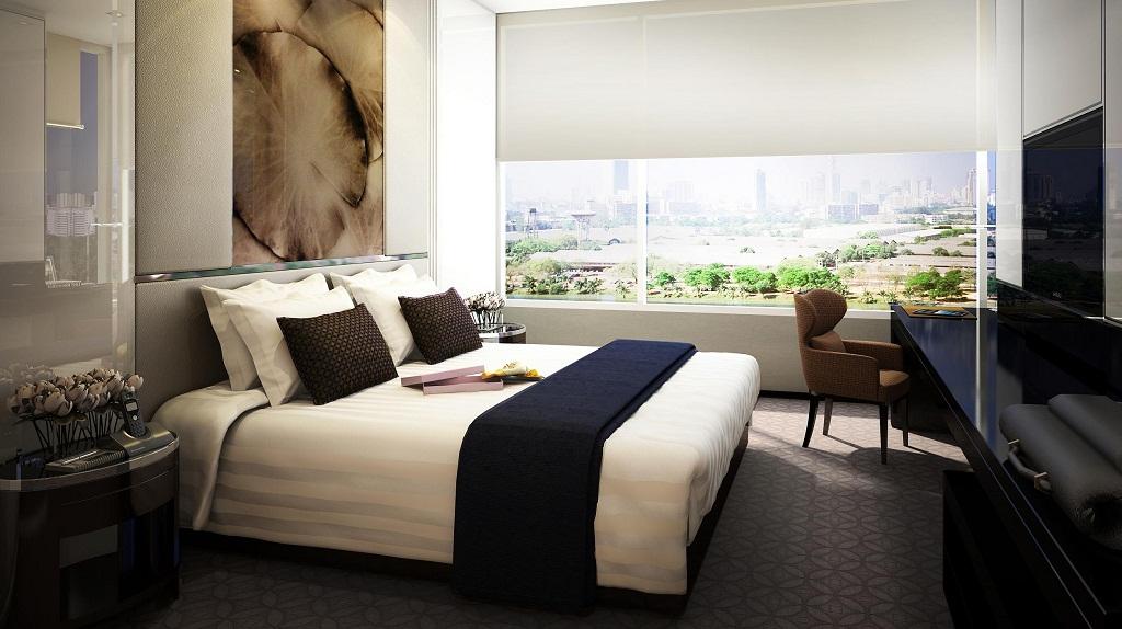Los mejores hoteles de bangkok for Hoteles de lujo habitaciones